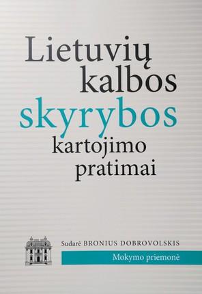 Lietuvių kalbos skyrybos kartojimo pratimai