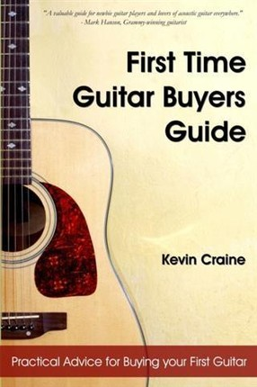 First Time Guitar Buyers Guide