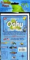 Franko Map Oahu Dive Map