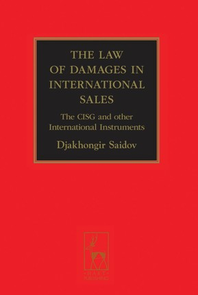 The Law of Damages in International Sales