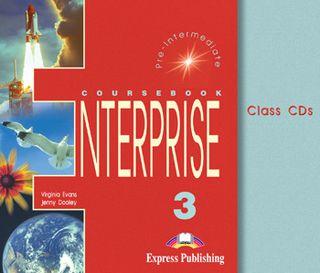 Enterprise 3. Class CD. Klausymo diskas