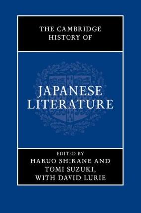 Cambridge History of Japanese Literature