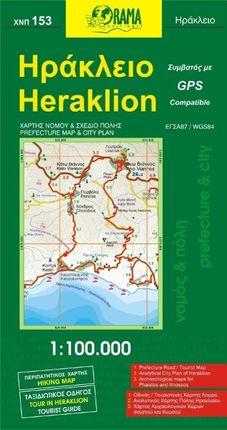 Heraklion 1 : 100 000