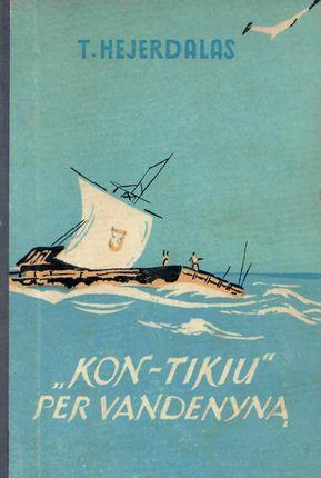"""Kon – Tikiu"" per vandenyną"