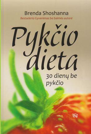 Pykčio dieta. 30 dienų be pykčio