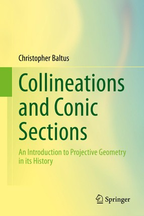 Collineations and Conic Sections