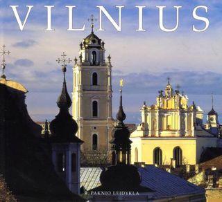 Vilnius. Suvenyrinis albumėlis (vokiečių k.)