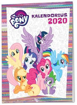 Mažieji poniai: kalendorius 2020