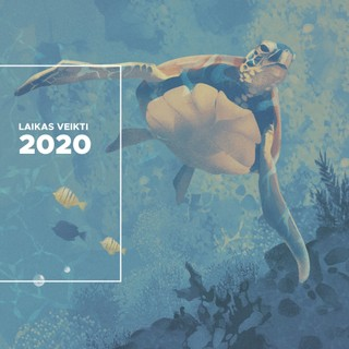 Laikas veikti 2020 m. DK6