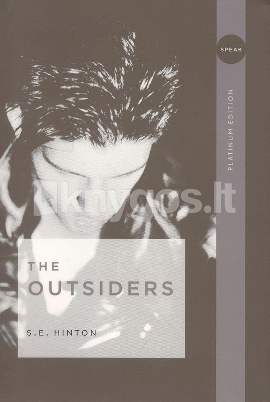 likes and dislikes on the book the outsiders The outsiders unit dale m kennedy charlie gordon ann ndione 1  together in groups to brainstorm and list character traits of the main characters in the book, the outsiders, by se hinton the other outcome will be for the students to gather the character  • his/her likes and dislikes • his/her feelings about other people.