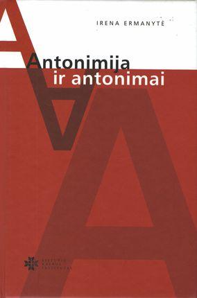 Antonimija ir antonimai