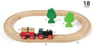 BRIO traukinys mažas, 33042