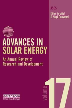 Advances in Solar Energy: Volume 17