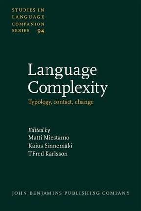 Language Complexity