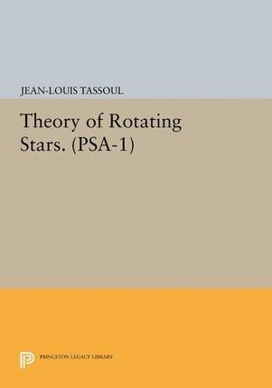Theory of Rotating Stars. (PSA-1)