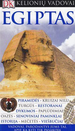 Egiptas DK (Kelionių vadovai)