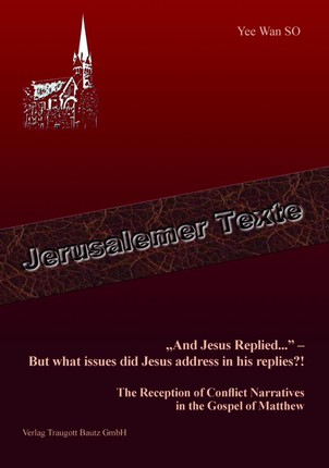 """And Jesus Replied..."" - But what issues did Jesus address in his replies?!"