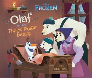 Frozen: Olaf and the Three Polar Bears