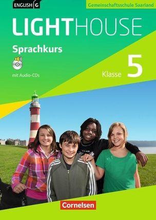 English G LIGHTHOUSE 1: 5. Schuljahr. Arbeitsheft mit CD. Ausgabe Saarland