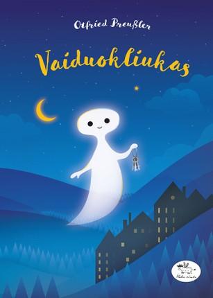 VAIDUOKLIUKAS: miela istorija apie mažą baltą vaiduokliuką, su kuriuo užaugo ne viena skaitytojų karta