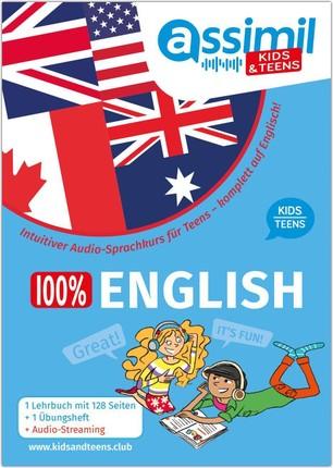 ASSiMiL 100 % English - Kids & Teens