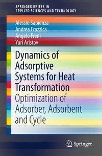 Dynamics of Adsorptive Systems for Heat Transformation