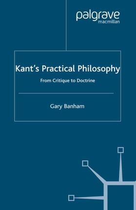 Kant's Practical Philosophy