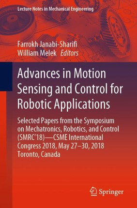 Advances in Motion Sensing and Control for Robotic Applications