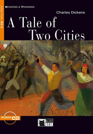 A Tale of Two Cities. Buch + Audio-CD