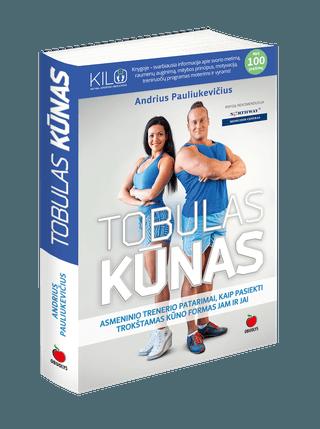 TOBULAS KŪNAS: asmeninio trenerio patarimai, kaip pasiekti trokštamas kūno formas jam ir jai