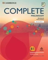 Complete Preliminary Workbook with Answers with Audio Download: For the Revised Exam from 2020