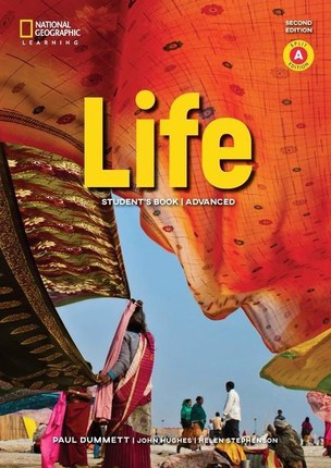 Life - Second Edition C1.1/C1.2: Advanced - Student's Book (Split Edition A) + App