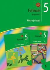 Formulė. Matematika V klasei. Mokytojo knyga. Pirmoji dalis (ŠOK)