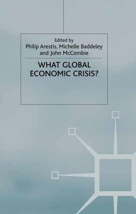 What Global Economic Crisis?