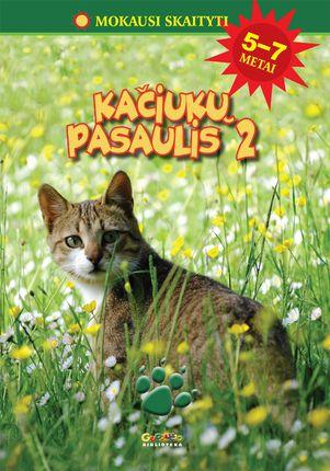 Kačiukų pasaulis 2. Mokausi skaityti