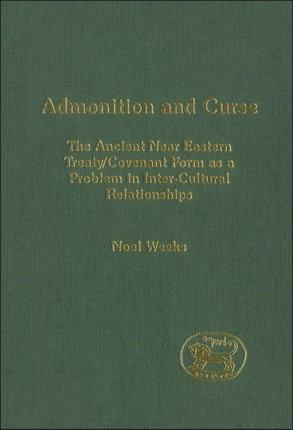 Admonition and Curse