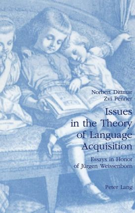 Issues in the Theory of Language Acquisition