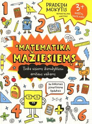 Matematika mažiesiems. Namų darbai – vieni juokai