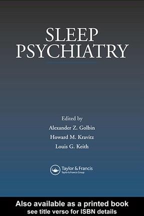 Sleep Psychiatry