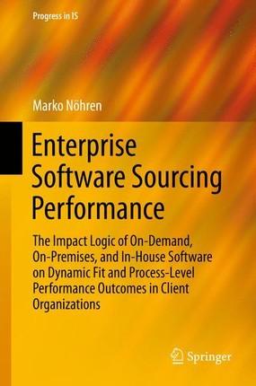 Enterprise Software Sourcing Performance