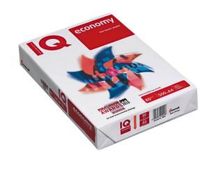 Biuro popierius IQ Economy Plus A4 80 g/m2 500 l.
