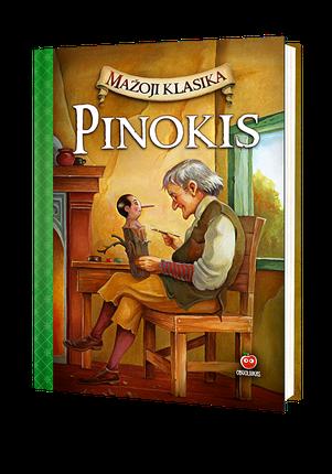 Pinokis. Mažoji klasika