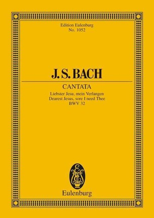 Kantate Nr. 32 (Dominica 1 post Epiphanias)