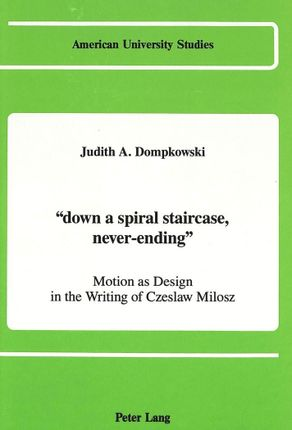 'down a spiral staircase, never-ending'