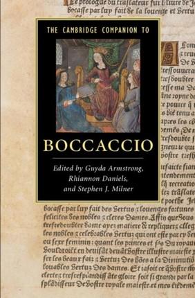 Cambridge Companion to Boccaccio