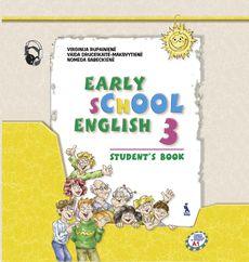 Early School English 3. Kompaktinė plokštelė