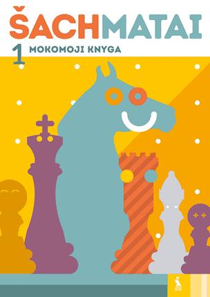 Šachmatai. 1 klasė