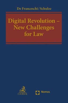 Digital Revolution - New Challenges for Law