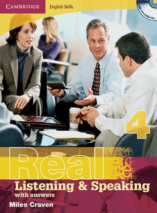 Real Listening & Speaking 4. Edition with answers and 2 CDs