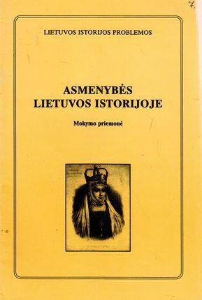 Asmenybės Lietuvos istorijoje